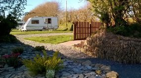 Devon Banks dog-friendly Caravan & Camping North Devon | Adult only Dogs welcome